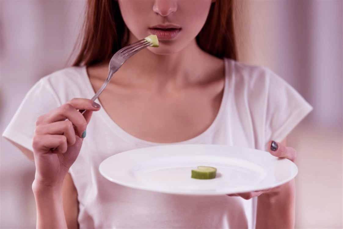 علاج أمراض نقص التغذية