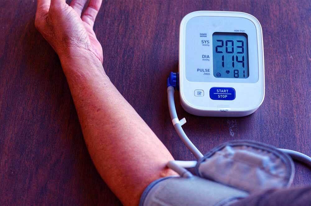 علاج ارتفاع ضغط الدم نهائيا