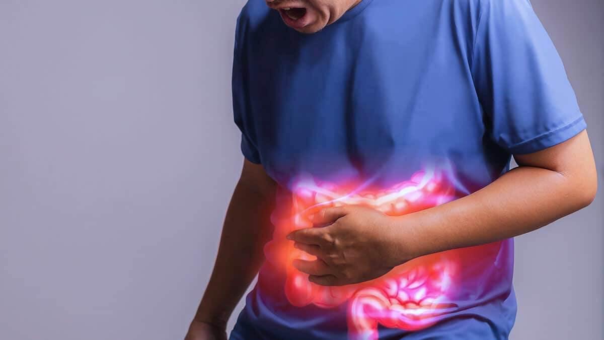 علاج أمراض الجهاز الهضمي