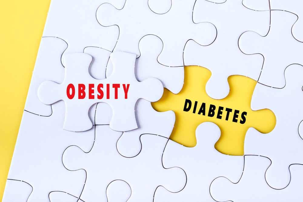 السمنة والسكري